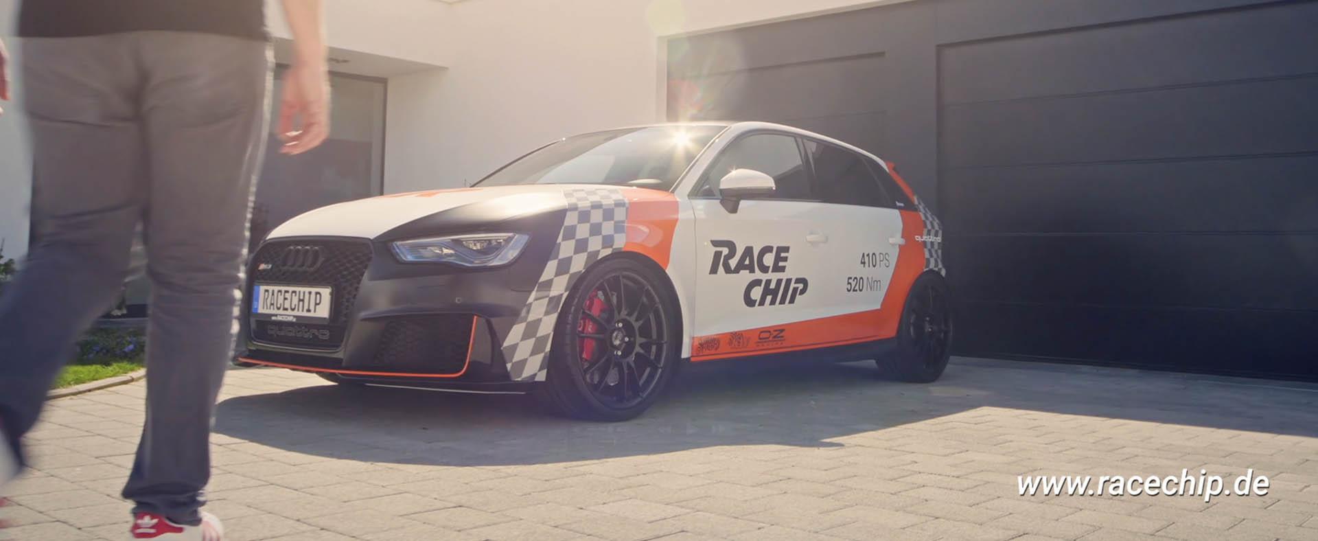RaceChip RS 3 in der Sport Auto