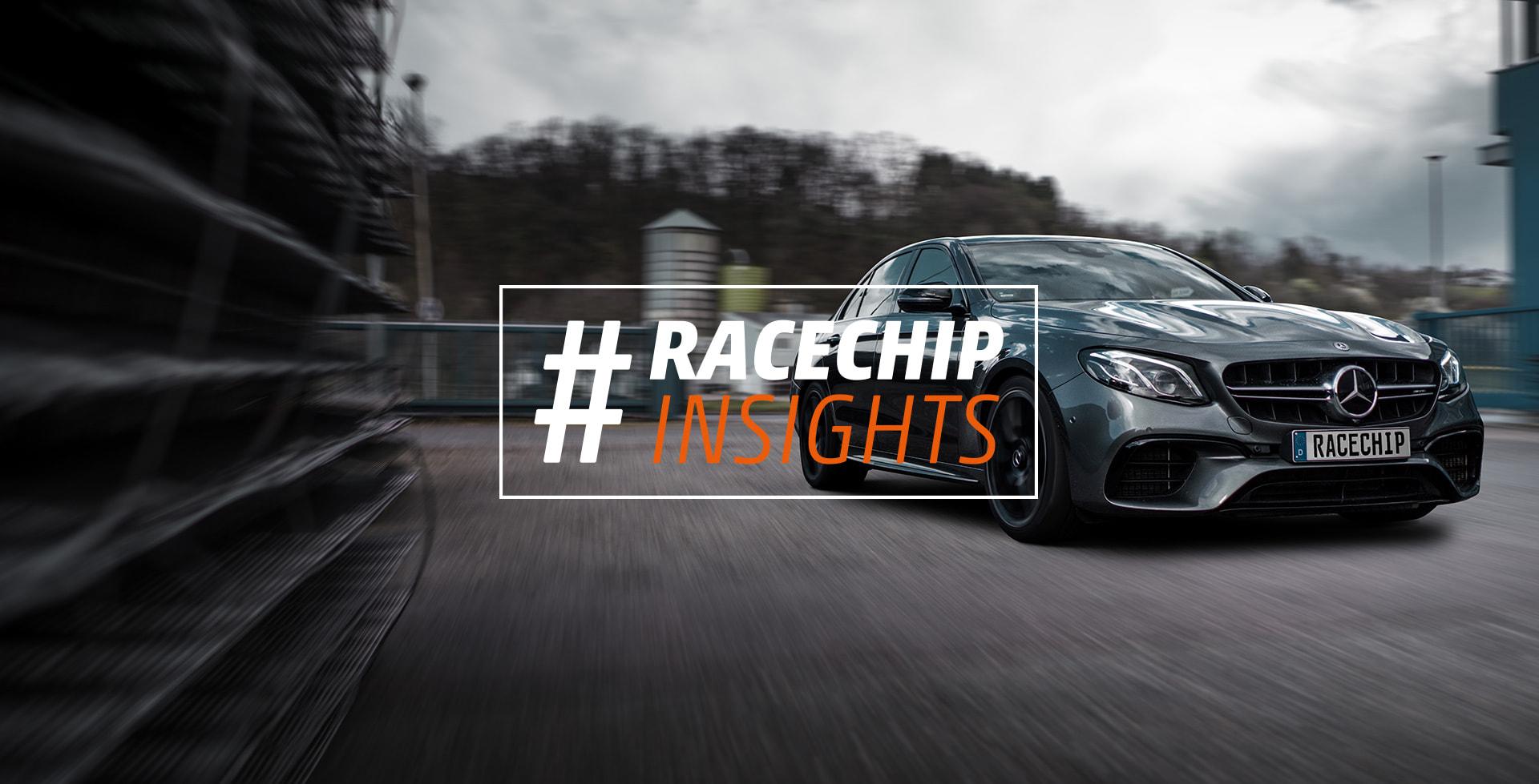 Neues RaceChip Showcar: Kompaktsportler mit Renncharakter
