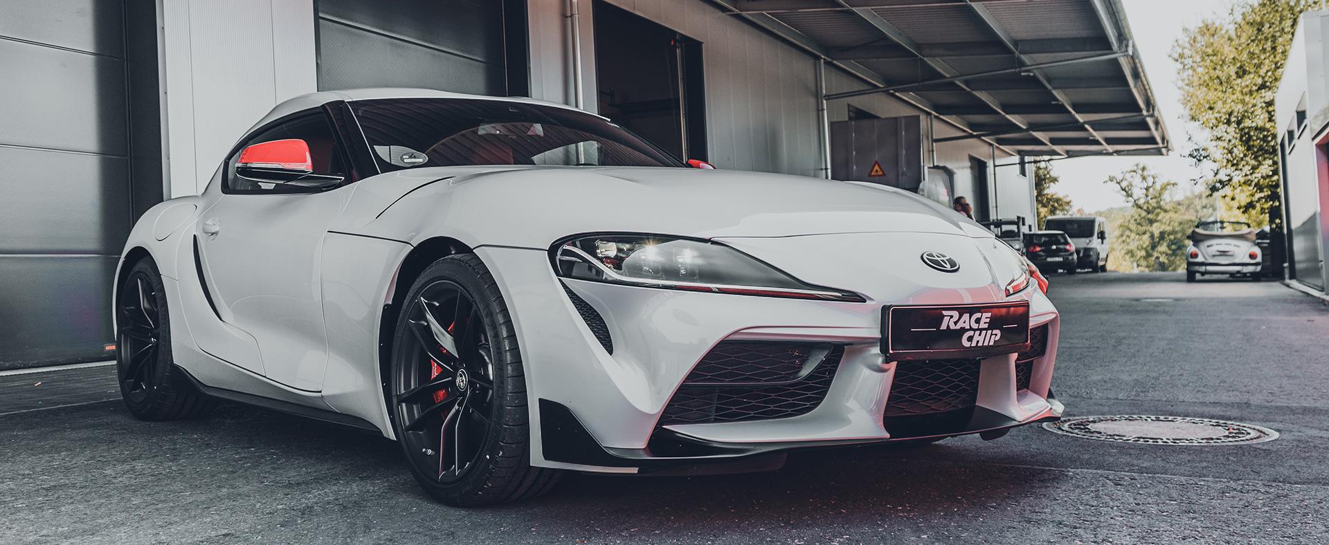 Toyota Supra 3.0 – Chiptuning / Dyno / Beschleunigungsmessung 100-200