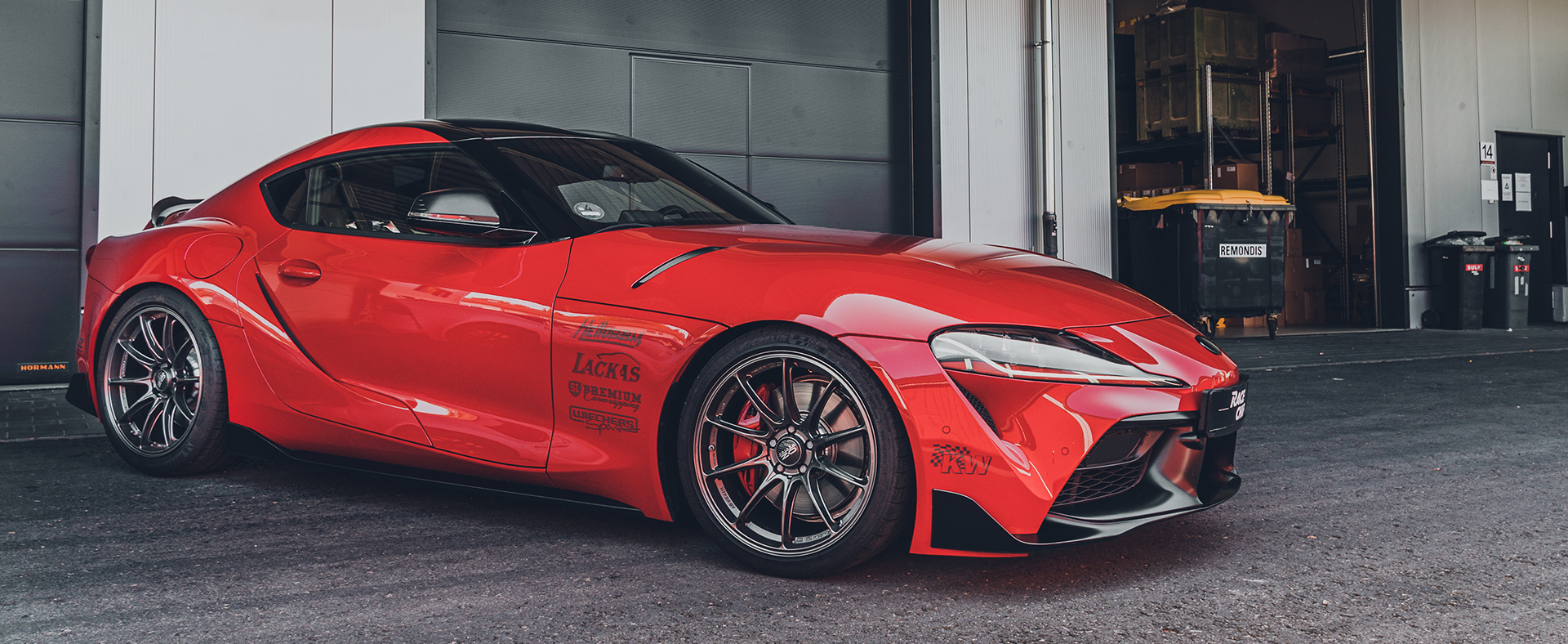 Mercedes AMG GT4 Coupé 63 S mit 760 PS – Tuning, Dyno und 100-200 km/h