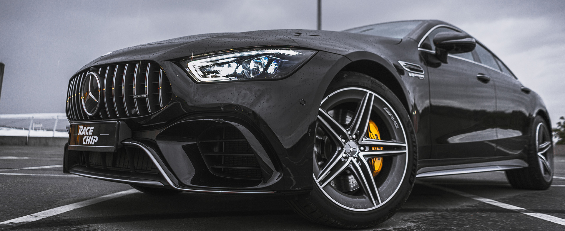 BMW 2020 M550i G30 getuned | Dyno | 100-200 km/h | RaceChip